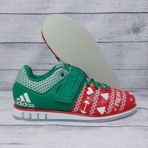 Adidas Powerlift 3.1 Christmas Weightlifting Shoes